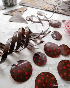 Les décorations en chocolat à la maison, c'est facile ! – Mimi's cooking club