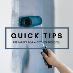 Ready for a kitchen remodel, but don't know where to start? We've created a quick 'How To' guide to walk you through everything you need to know about transforming your kitchen into the kitchen of your dreams!