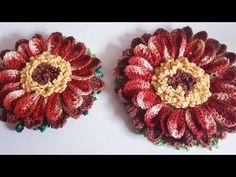 Hello Everyone, Crochet Flowers, Table Runners, 3d, Pattern, Amigurumi, Crocheted Flowers, Patterns, Crochet Flower