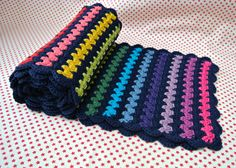 Sew Sweet Violet:  A Crochet Scarf For Sweet B