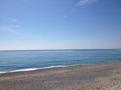 Aria di primavera in Calabria... Buon lunedì!
