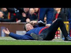 Funny Football Coach Moments | Van Gaal, Mourinho, Arsene Wenger