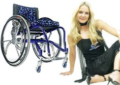Awesome wheelchair model