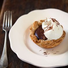 Rich, decadent and intensely chocolaty, these mini pies are the ultimate chocolate lover's dream. If you don't have time to make the whole shebang, the pudding is perfect on its own. Spoon it into ...