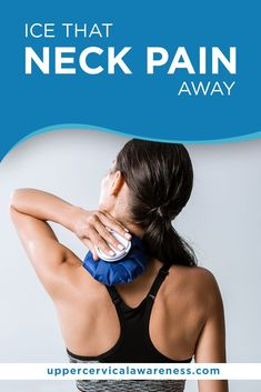 When you are facing an attack, it usually helps if you know of a few quick-relief options. This article will discuss remedies that include applying ice packs on the neck to relieve the pain. Upper Cervical Chiropractic, Chiropractic Therapy, Muscle Pain Relief, Neck Pain Relief, Neck Fracture, Cervical Disc, Cervical Spondylosis, Ice Packs, Severe Headache
