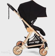 Mamas & Papas Urbo 2 Stroller, Signature Edition - Black / Rose Gold USA $699.99 * Rose Gold Chassis - showcasing delicate metallic jewellery trends * Honeycomb Quilted Fabric - plush padding for increased comfort and warmth * Leather Branded Badges - debossed in striking rose gold colors * Metallic leather-style piping trim - for that luxurious finishing touch Like on Instagram @LiapelaModernBaby
