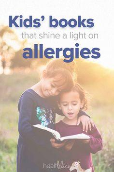 Food Allergies: Our Favorite Kids' Books