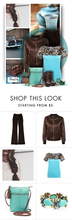 """Happy Day - Dresslily"" by christiana40 ❤ liked on Polyvore featuring J Brand, Free People, ILI, modern and vintage"