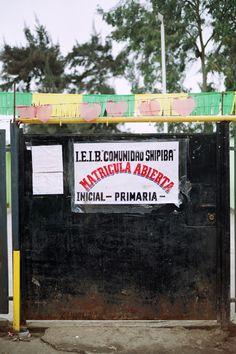 """Colegio """" Comunidad Shipiba """""""