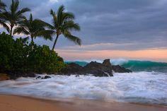 Maui Twlight   Flickr - Photo Sharing!