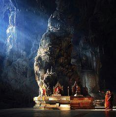 Datdawtaung Cave, Burma