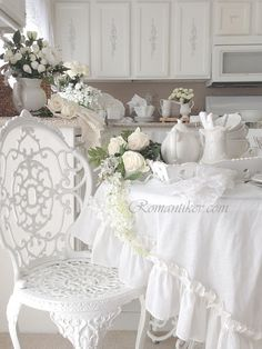 My Shabby Chic Home My Romantic Home ~ ~ Romantic Home
