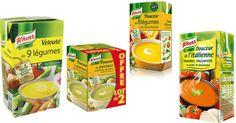 En jeu : 5 paniers de soupes Knorr !