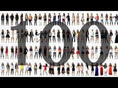 Wao!!! este vídeo esta fabuloso... cuanta creatividad Chicas chequeen lo. 100 Outfits (100th Video)