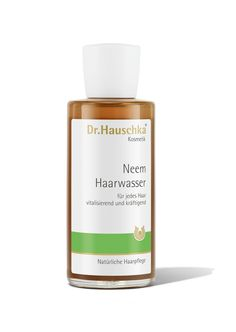 Neem Hair Lotion adds natural shine, volume and manageability to all hair conditions. It strengthens hair as it calms and balances an excessively dry or oily scalp.