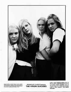 The Virgin Suicides-Bonnie, Lux, Therese, and Mary (The Lisbon Sisters)
