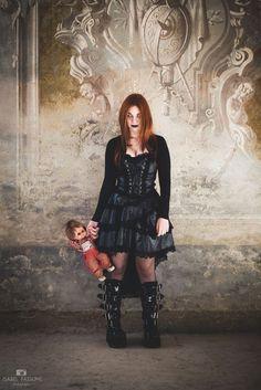 Dolls by Isabel Fassone