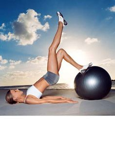 Stability-Ball Workout