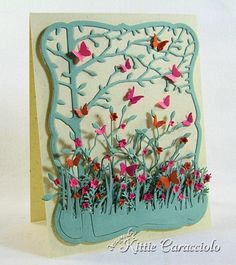 KC Memory Box Orchard Tree Frame 1 left