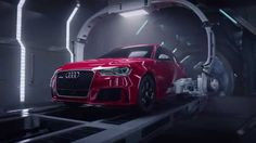 Audi RS3 Birth Comme