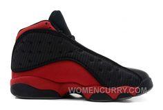 """3d362894f01754 Air Jordan 13 """"Bred"""" Black Varsity Red-White For Sale Top Deals 8WJPr"""