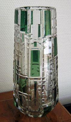 Fresh Val St Lambert Vase uMondragon u RD Ren Delvenne Catalogue