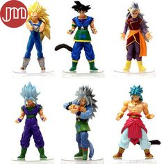 Find More Action & Toy Figures Information about New 6 PCS Janpan Dragon Ball Z SON GOKU Great Saiyaman DBZ Action Figure Toy Anime Kakarotto Vegeta Piccolo Gohan Super Saiyan,High Quality Action & Toy Figures from M&J Toys Global Trading Co.,Ltd on Aliexpress.com