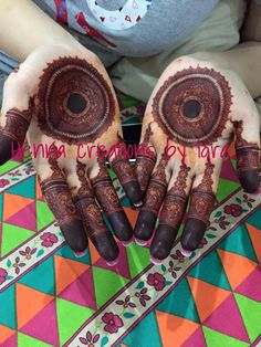 Kashee's Mehndi Designs, Stylish Mehndi Designs, Bridal Henna Designs, Beautiful Henna Designs, Simple Mehndi Designs, Mehndi Designs For Hands, Henna Tattoo Designs, Mehendi Simple, Heena Design