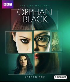 Orphan Black - Fantastic show!