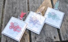 Cartes gigognes Six Sided Sampler Framelits Papillon audacieux et son tutoriel par Marie Meyer Stampin up - http://ateliers-scrapbooking.fr/ - Bold Butterfly Framelits - Framelits Schmetterling