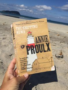 The Shipping News by Annie Poulx - a sublime tale of a small town reporter. A well deserved Pulitzer Prize-winner. A five star recommendation from me. You can read my full review on BookBub. #bookreview #bookblog The Old Curiosity Shop, Antiques Roadshow, Film Industry, Great Books, Book Recommendations, Book Review, Annie, How To Find Out, Fiction