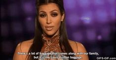 This might just be the most ridiculous Kardashian magazine story EVER