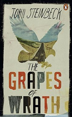 Fishpond Australia, The Grapes of Wrath by John Steinbeck. Buy Books online: The Grapes of Wrath, ISBN John Steinbeck This Is A Book, Love Book, Book Cover Art, Book Art, Best Book Cover Design, Grapes Of Wrath, Buch Design, Poster Design, Flyer Design