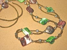 Necklace and Earring Sets : Borneo Necklace and Earring Set