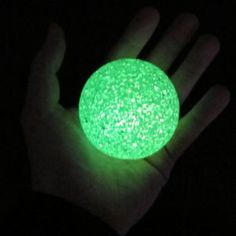 A very popular night sport product - this is one versatile light up ball! The Glowing Night Ball is great for juggling, night ball tag, night baseball, or one of our favorites, night ball hockey! Day Glow, Hockey, Baseball, Glow Party, Beach Ball, Glow Sticks, Leprechaun, Light Up, The Darkest
