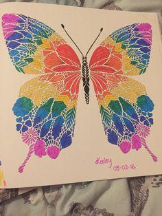 Millie Marotta Animal Kingdom Colouring Page Rabbit