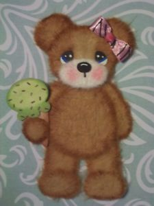 Scrapbook Tear Bear
