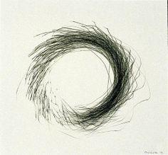 Tom Marioni, #5 Enso Circle