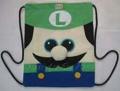 Luigi em feltro