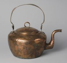 Philadelphia Museum of Art - Collections Object : Tea Kettle with Lid  1830-1850