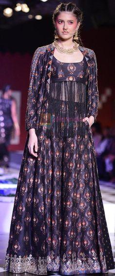Anita Dogre at India Couture Week 2016