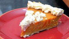 Inspired By eRecipeCards: Scratch Sweet Potato Pie OLD SCHOOL Plus my Mother-in-Law's Scratch Pie Crust Recipe - Church PotLuck Dessert