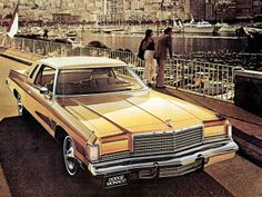 1975 Dodge Royal Monaco Brougham Hardtop Coupe