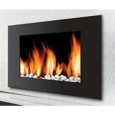 frigidaire oslo wall mount electric fireplace upstairs rh pinterest com