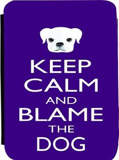 Rikki KnightTM Keep Calm and Blame the Dog - Purple Color Kindle® FireTM Notebook Case Black Faux Leather - Unisex (Not for Kindle Fire HD) by Rikki Knight. $48.99. The Kindle® FireTM Notebook Case made out of Black Faux Leather is the perfect accessory to protect your Kindle® FireTM in Style providing the ultimate protection your Kindle® FireTM needs The image is vibrant and professionally printed - The Kindle® FireTM Case is truly the perfect gift for yourself or you...