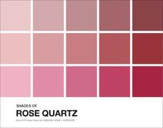 Rosa Quartzo � escolhida a cor do ano de 2016