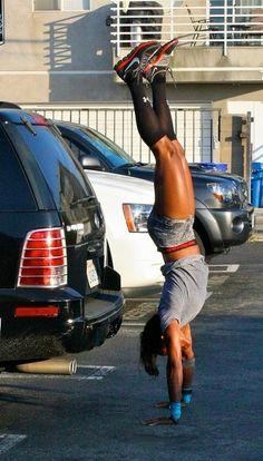 Pre-workout exercise  www.fitzspiration...     #no-nonsense-butt-building
