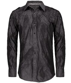 Roar Halcyon Button Front Shirt