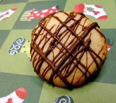 Calamity Kate's Kitchen: Harvest Moon Almond Cookies Moon Cookies, Pirate Day, Almond Cookies, Harvest Moon, Baked Goods, Sweet Treats, Muffin, Gluten Free, Chocolate
