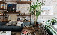 อพาร์ทเม้นท์สไตล์ Loft ใน New York – View Life